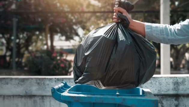 Dustbin Bags for Garbage India