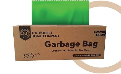 The Honest Home Garbage Bags